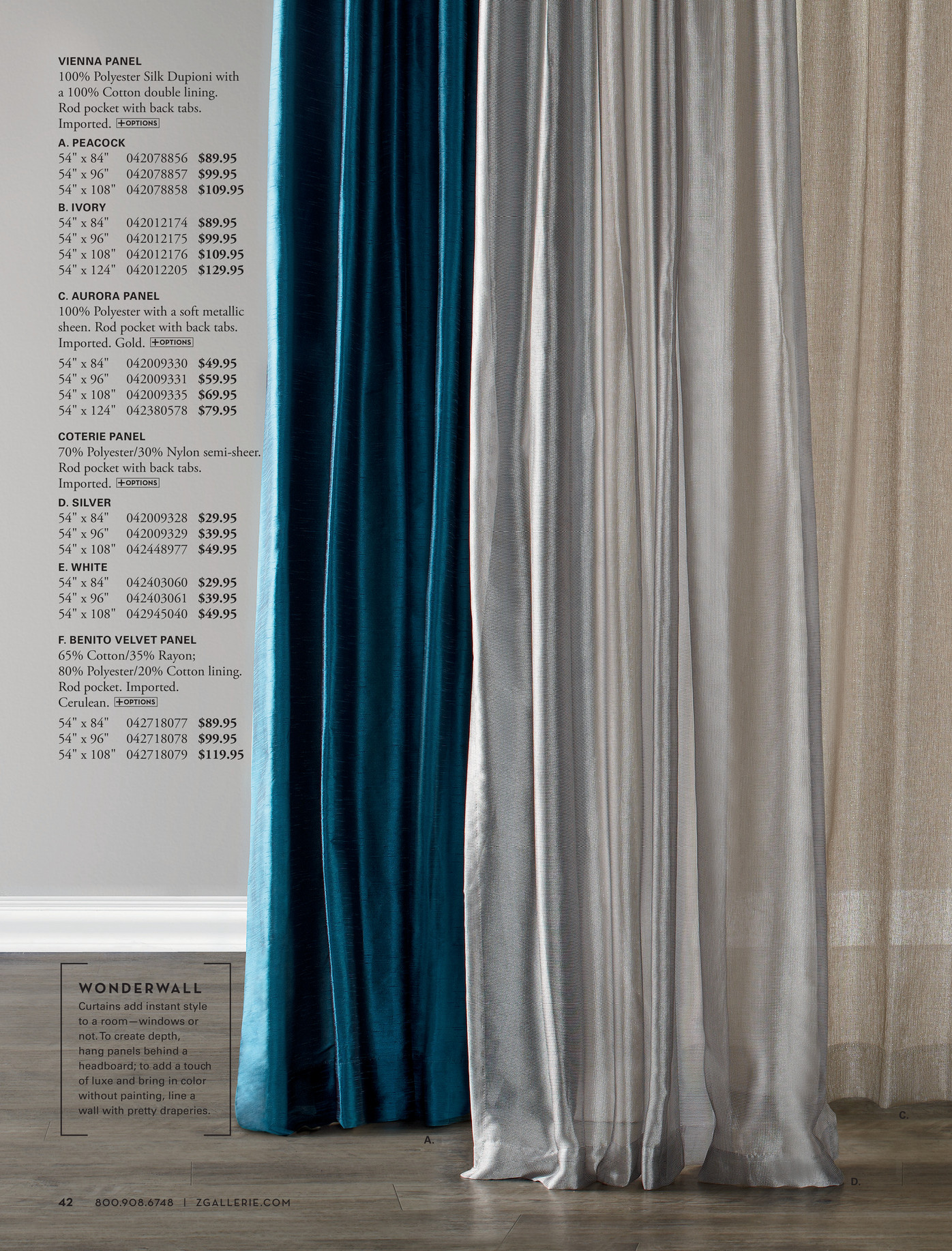 z gallerie curtains pleasing roma tonal striped panels grey