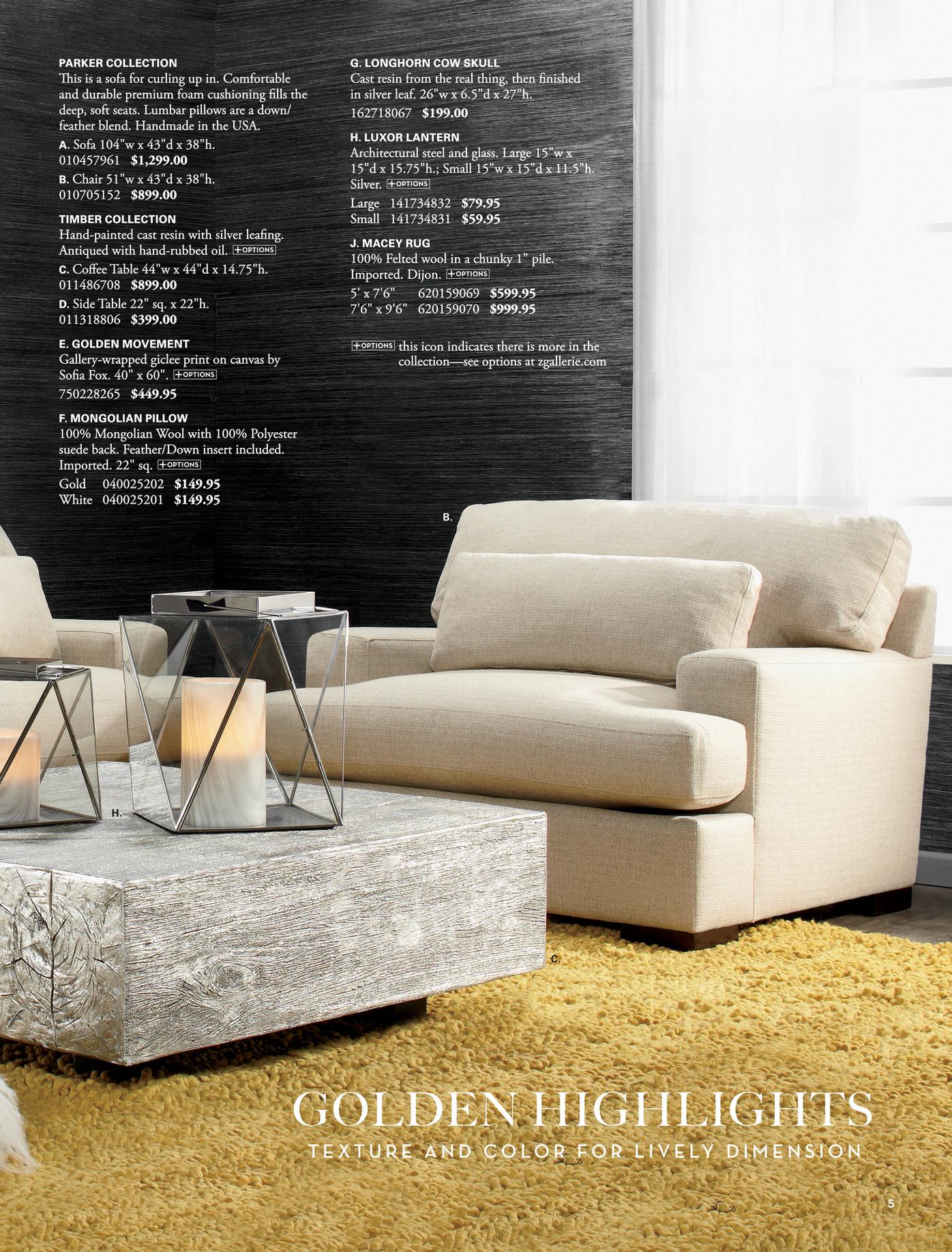 Z Gallerie Stella Sofa Reviews Review Home Decor