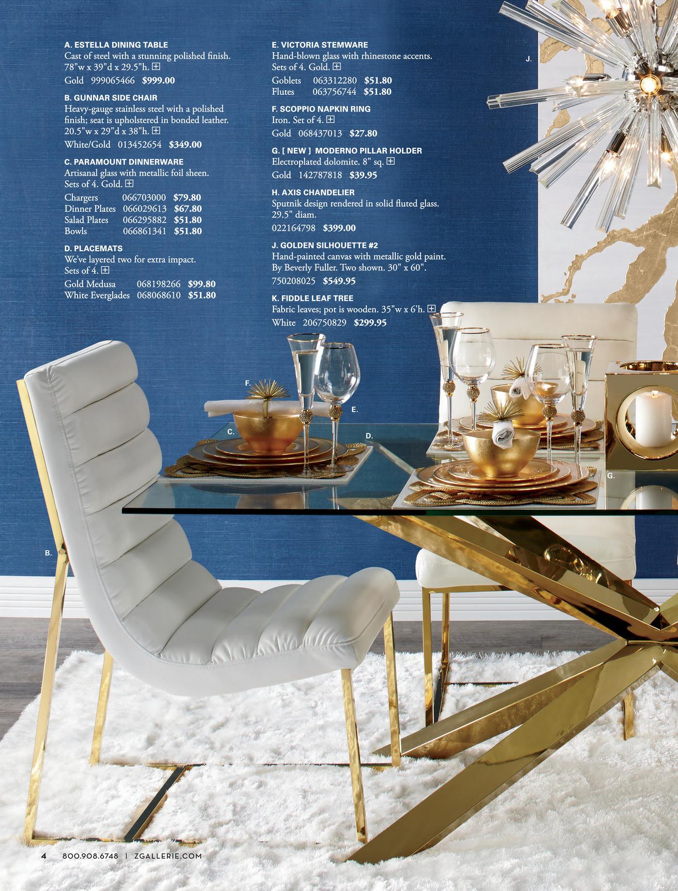Magnificent Z Gallerie Refresh Everglades Placemat Sets Of 4 Lamtechconsult Wood Chair Design Ideas Lamtechconsultcom