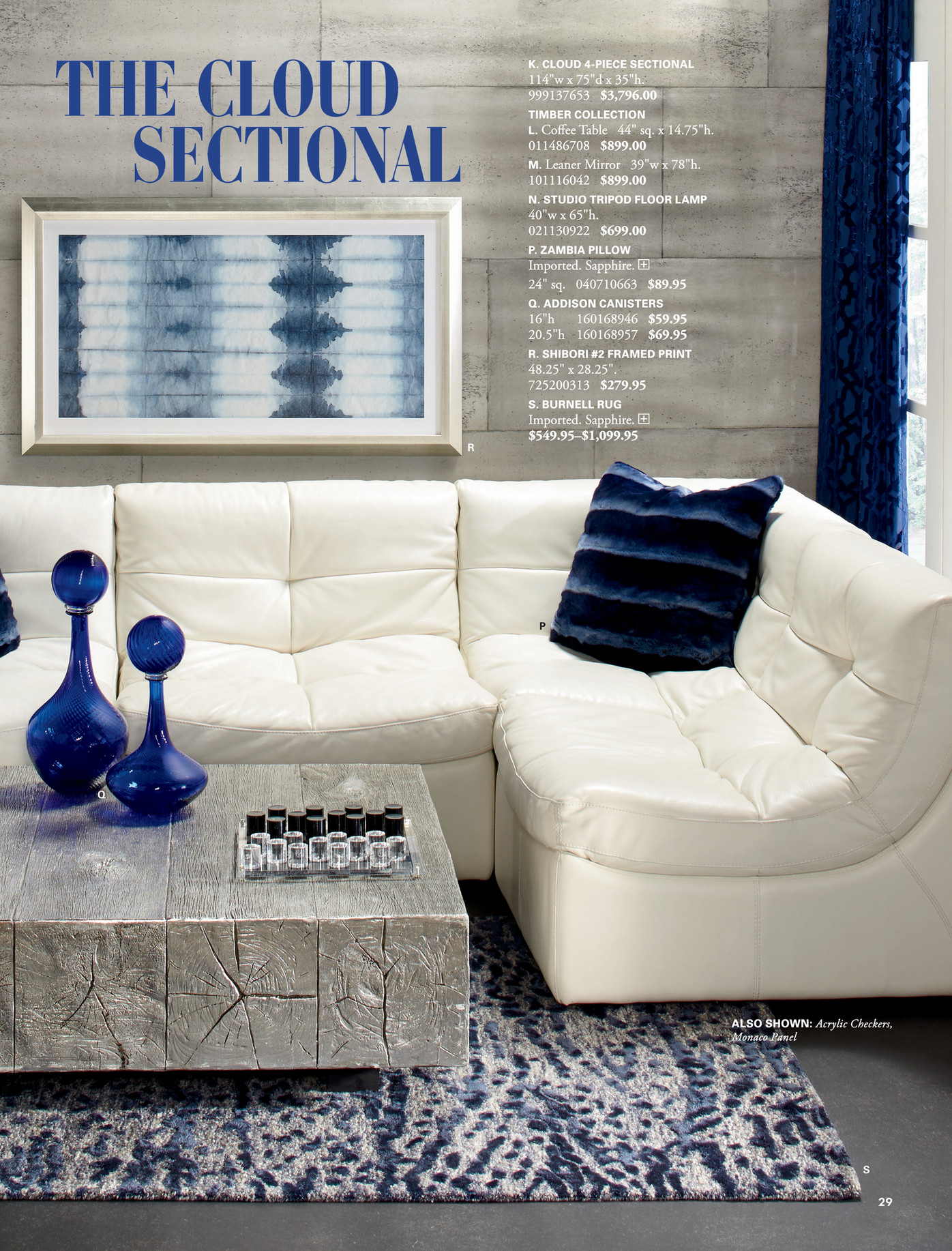 Z Gallerie Spring Style Page 28 29