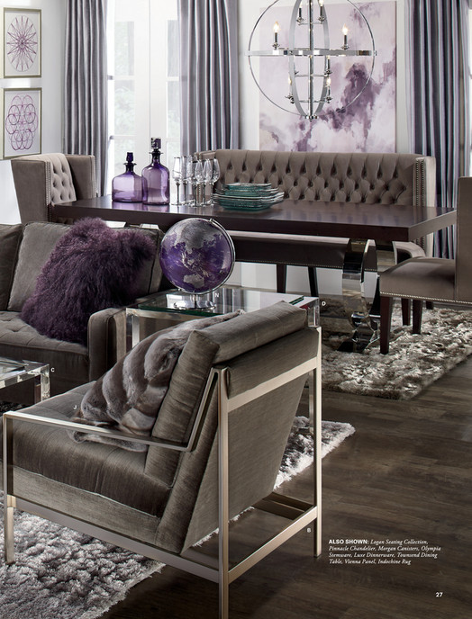 Z Gallerie - Designed by You - Townsend Dining Table