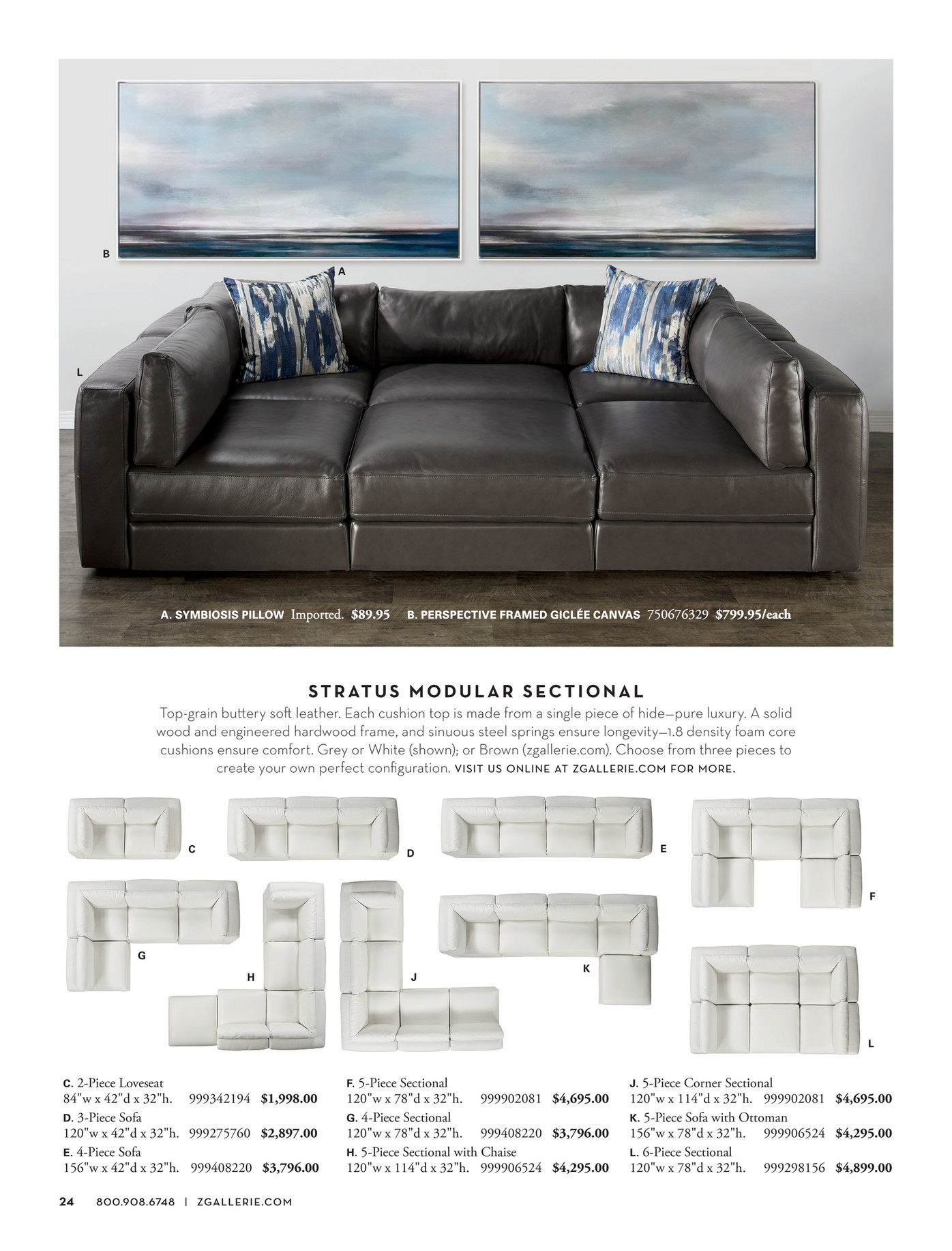 Z Gallerie Designed by You Page 24 25