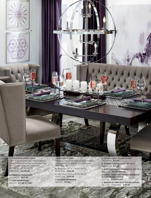 Townsend Dining Table Table Design Ideas