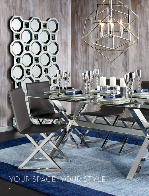 Z Gallerie - Designed by You - Axis Dining Table