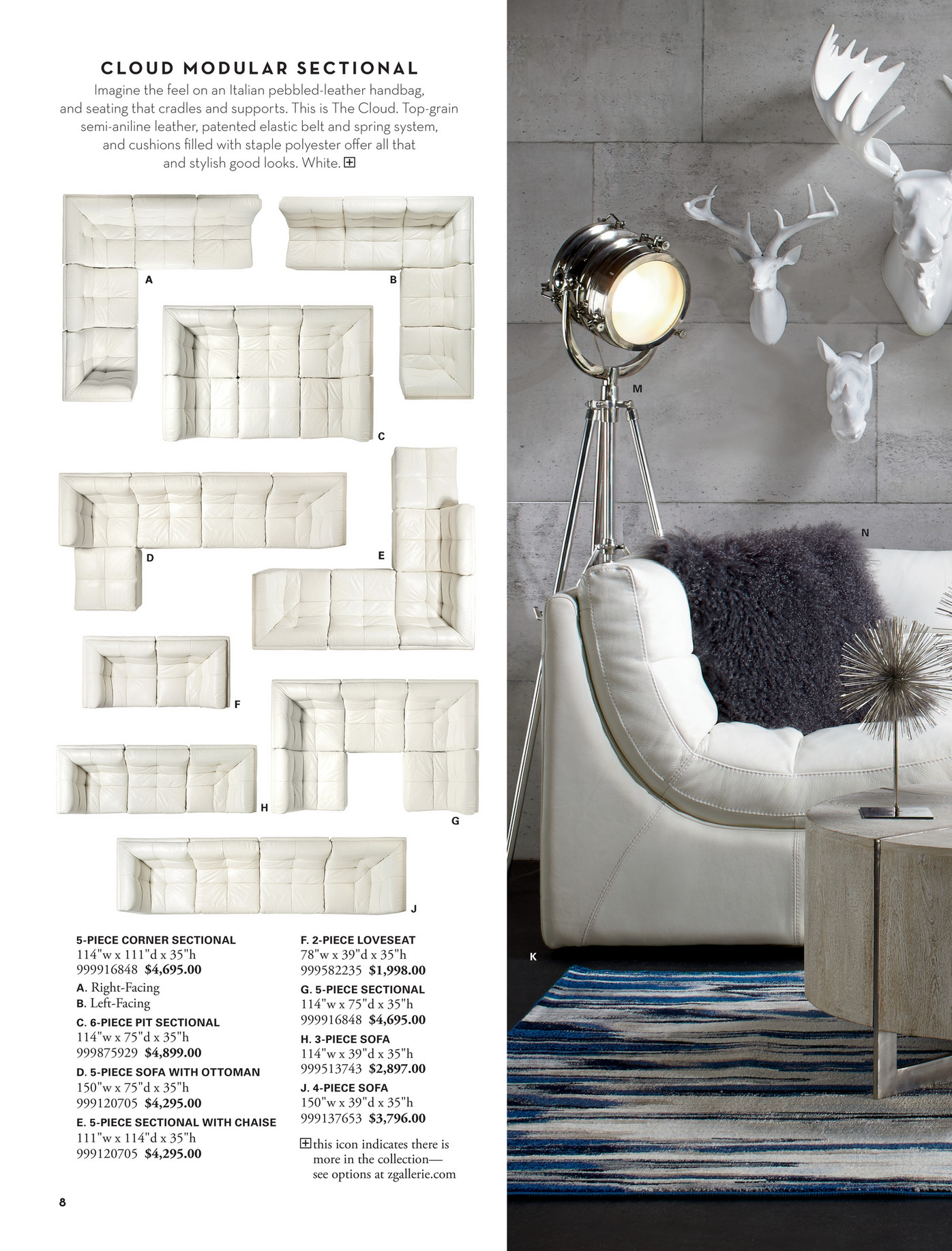 Z Gallerie Designed By You Clifton Round Coffee Table