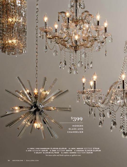 z gallerie chandelier mercer da headline 399 modern glass axis chandelier a gallerie first call for fall chesham chandelier light as