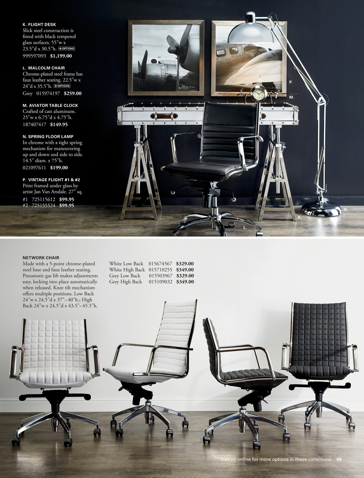 Miraculous Z Gallerie The High Ground Malcolm Office Chair Grey Beatyapartments Chair Design Images Beatyapartmentscom