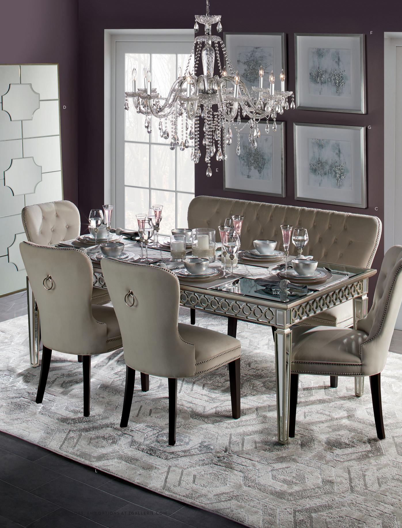 有名な Z Gallerie Dining Table - サゾナタメ